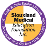 siouxland medical education foundation logo